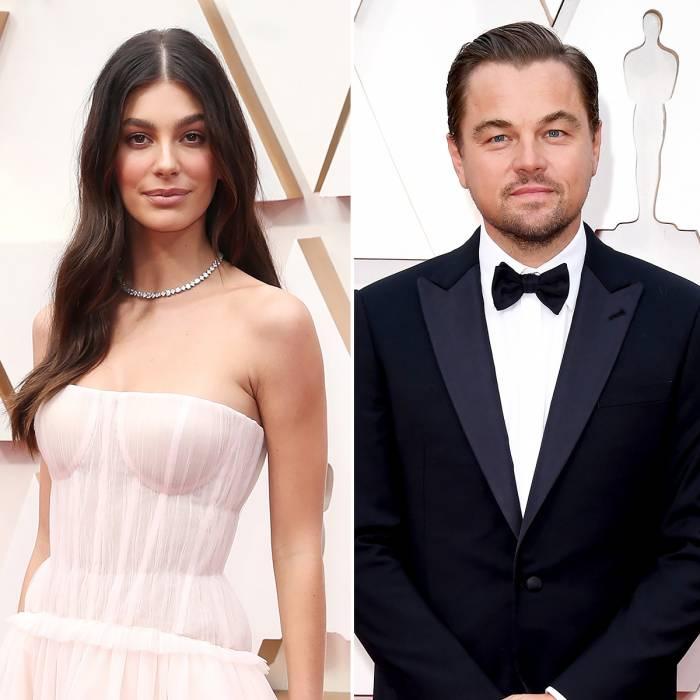 Camila Morrone Supports Leonardo DiCaprio at Oscars 2020