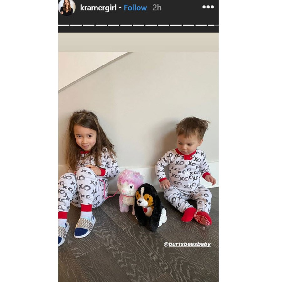 Celebrity Parents Celebrate Valentine's Day 2020 With Their Kids