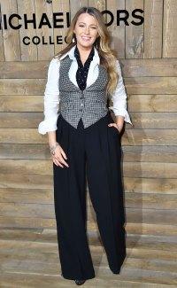 Celebs at New York Fashion Week - Blake Lively