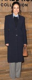 Celebs at New York Fashion Week - Julia Louis-Dreyfus