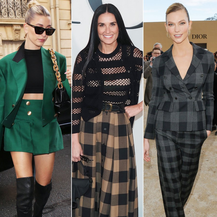 Celeb Style At Paris Fashion Week