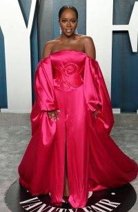 Celebs Wearing Nicholas Jebran - Aja Naomi King
