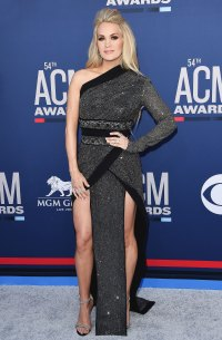 Celebs Wearing Nicholas Jebran - Carrie Underwood
