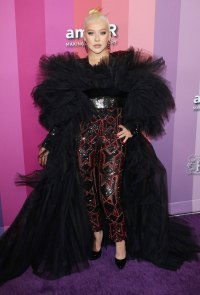 Celebs Wearing Nicholas Jebran - Christina Aguilera