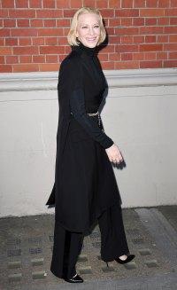 Celebs at London Fashion Week - Cate Blanchett