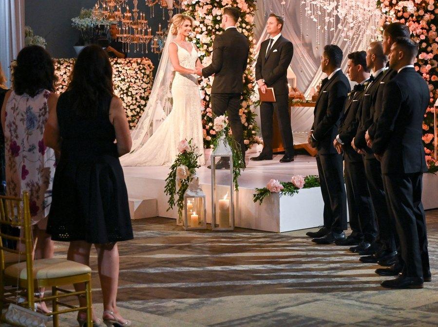 Chris Harrison Reacts to Chris Randone and Krystal Neilson Split Wedding