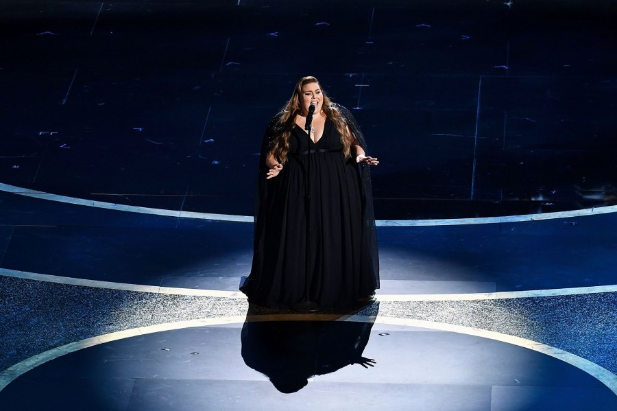 Chrissy Metz Performing I'm Standing With You 92nd Annual Academy Awards Oscars 2020