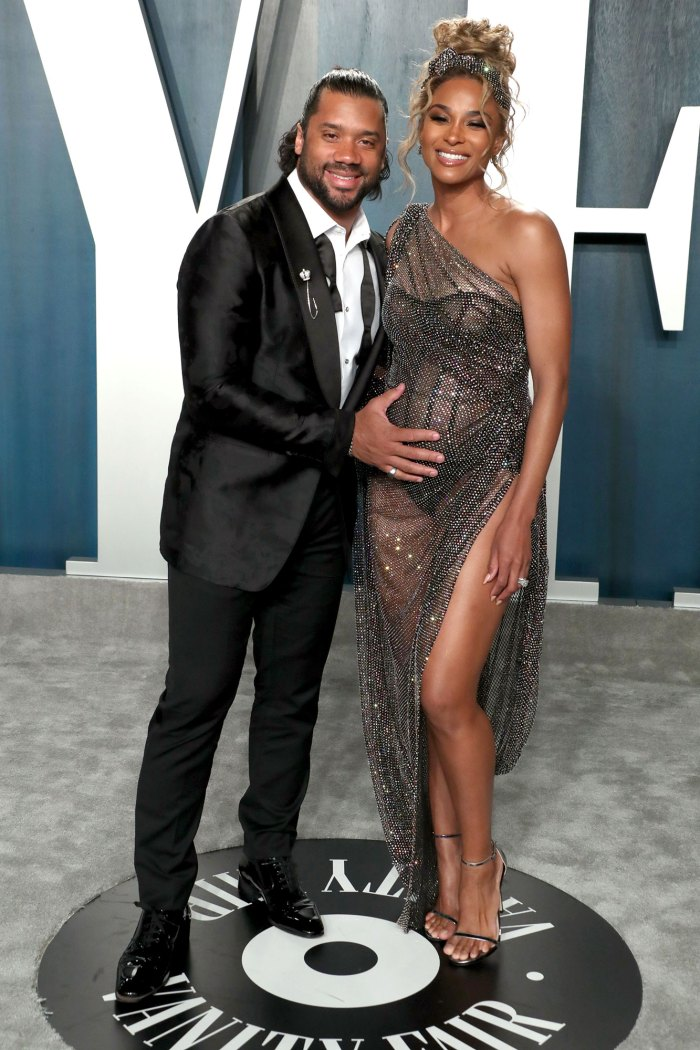 Ciara Russell Wilson Welcome 2nd Child Together Her 3rd