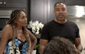 Cynthia Bailey Thinks Mike Hill Could Cheat on Her