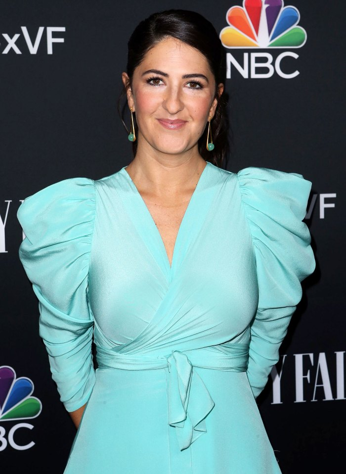 D'Arcy Carden What's In My Bag?