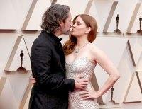 Darren Le Gallo and Amy Adams Oscars 2019 PDA Gallery