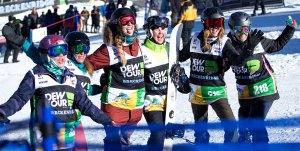 Dew Tour Athletes Talk Snowboard Slang