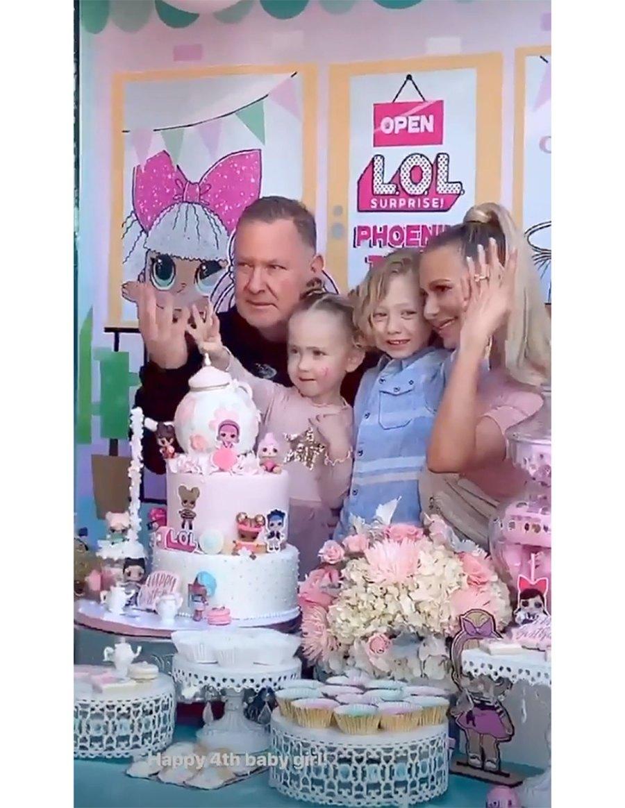 Inside Dorit Kemsley's Daughter Phoenix's 'Dream' 4th Birthday Party