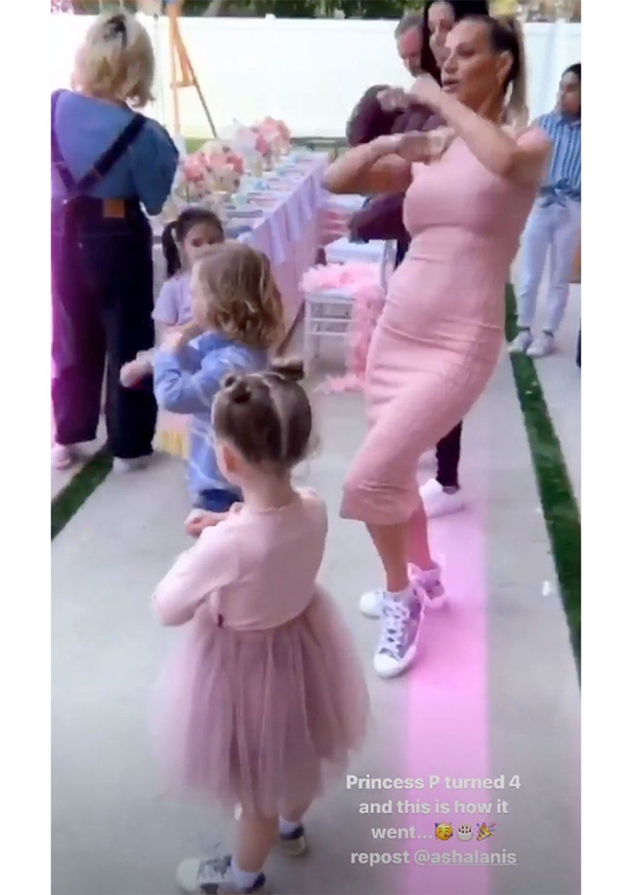Inside Dorit Kemsley's Daughter Phoenix's 'Dream' 4th Birthday Party