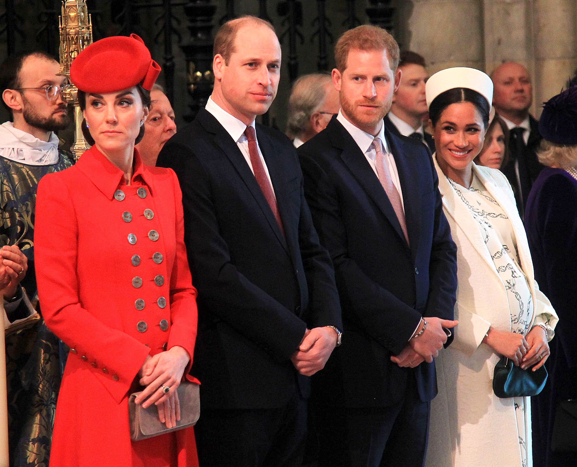 Duchess-kate-Prince-William-Meghan-Markle-Prince-Harry