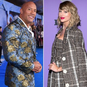 Dwayne Johnson Wants Duet With Taylor Swift After Music Video Cameo