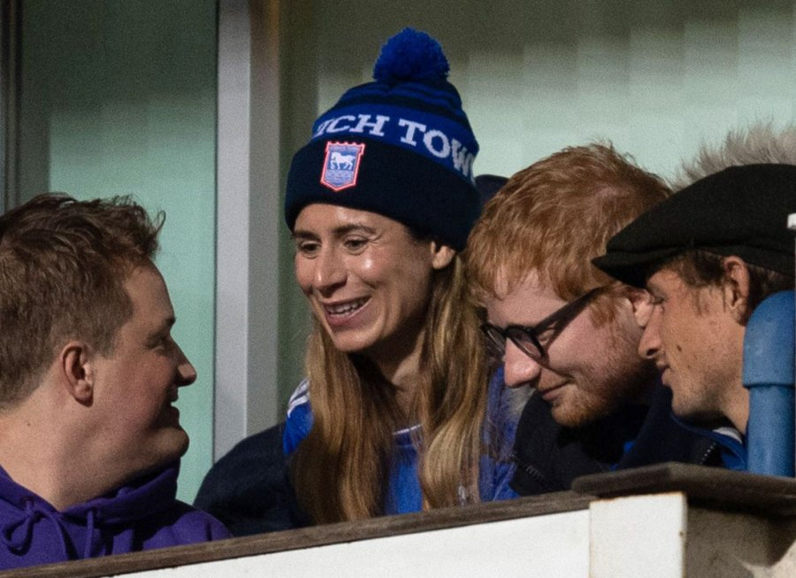 Ed Sheeran and Cherry Seaborn: A Timeline of Their Relationship
