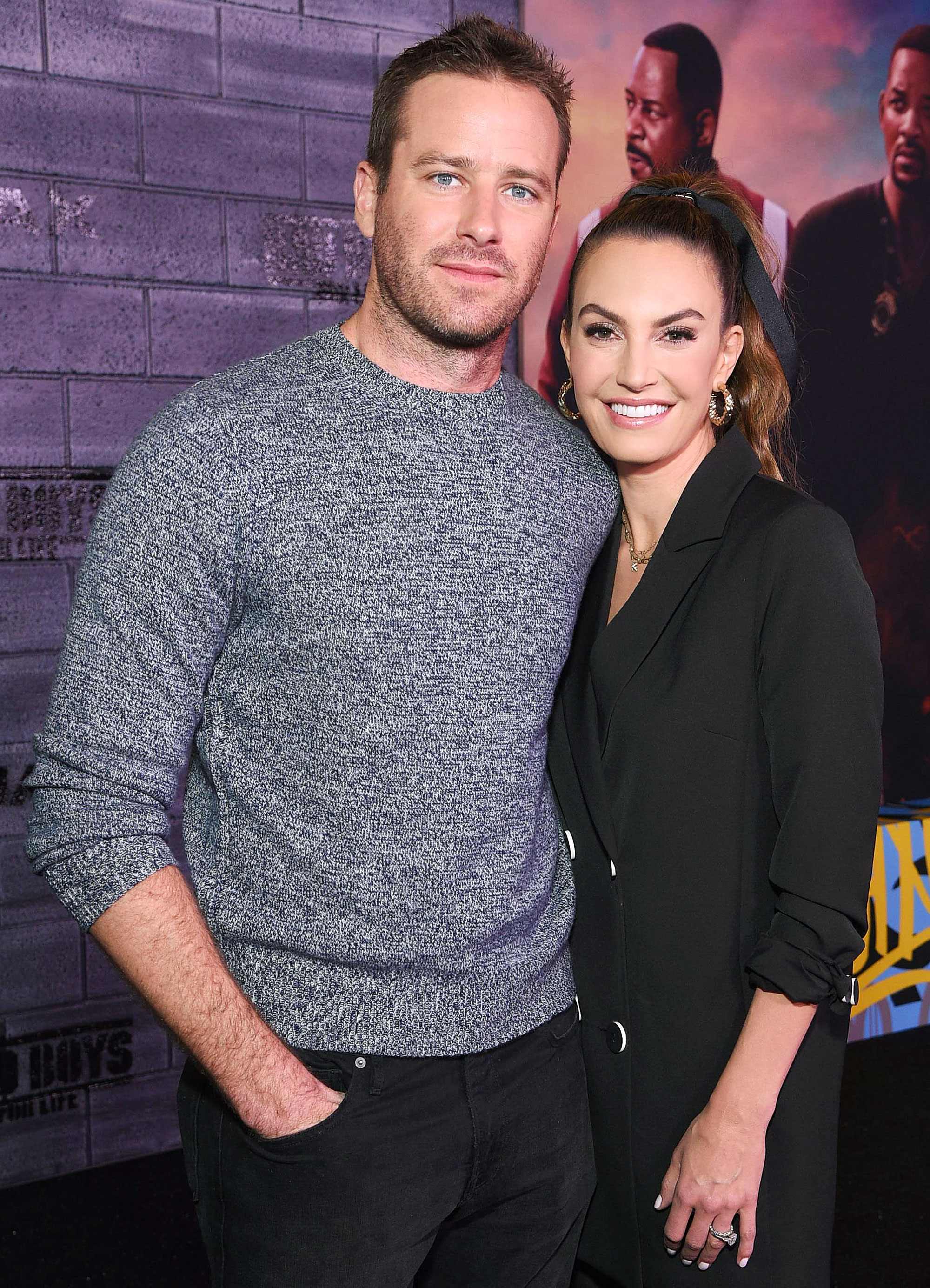 Elizabeth Chambers: I Want More Kids With Armie Hammer