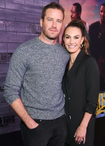 Elizabeth Chambers and Armie Hammer On Expanding Their Family