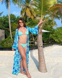 Elizabeth Hurley Bikini Instagram