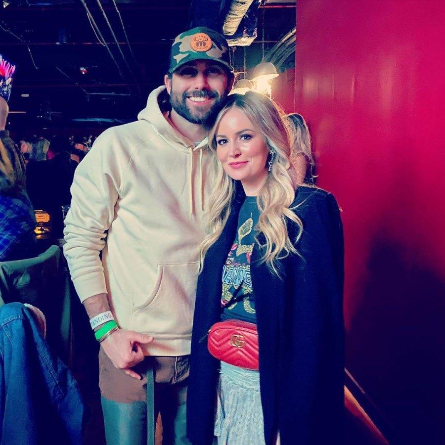 Emily Maynard Johnson Bachelor Nation Celebrated Valentine's Day