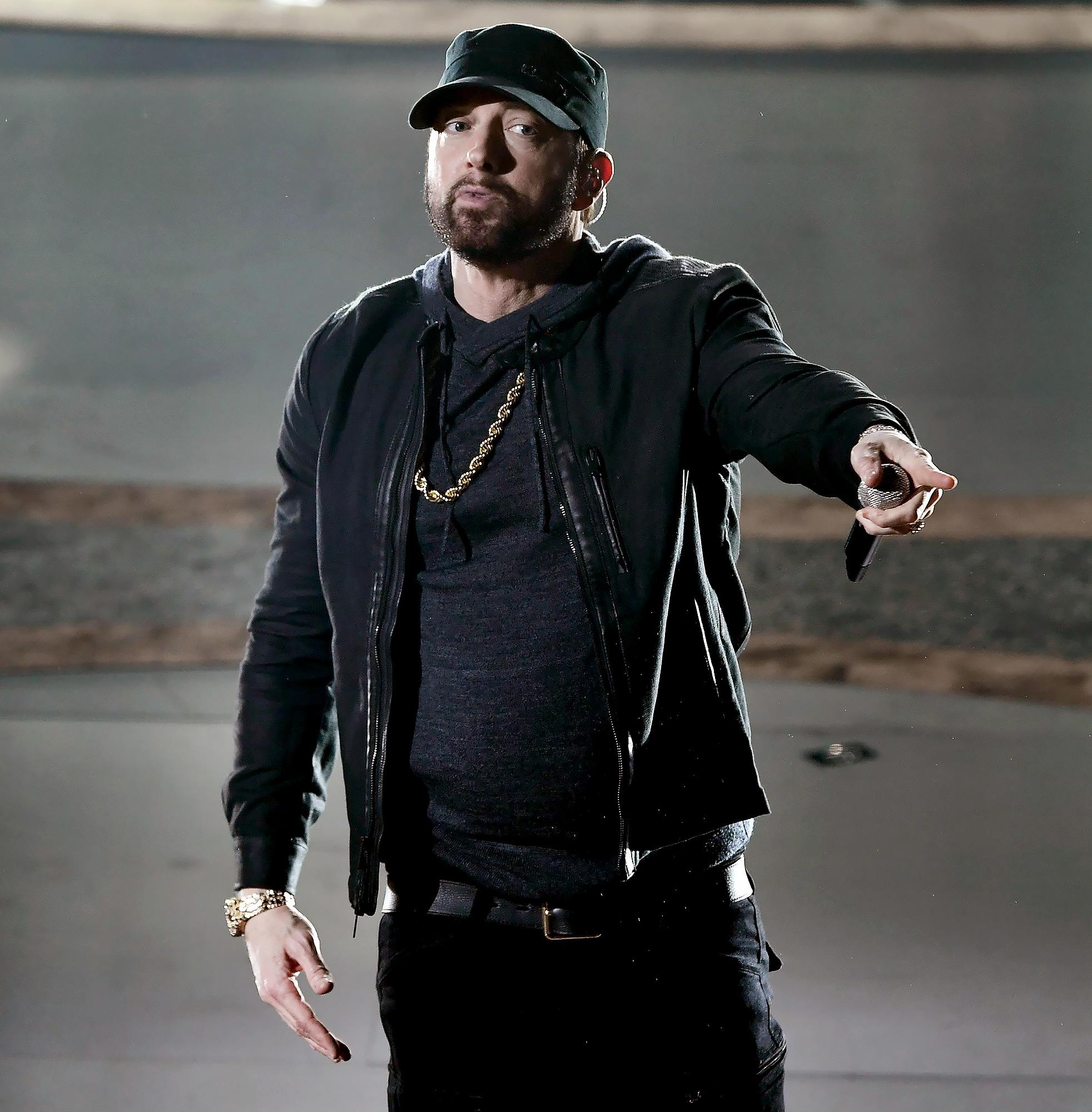 Eminem Oscars 2020