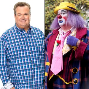 Eric Stonestreet Reveals Sweet Story Behind Modern Family Clown Fizbo