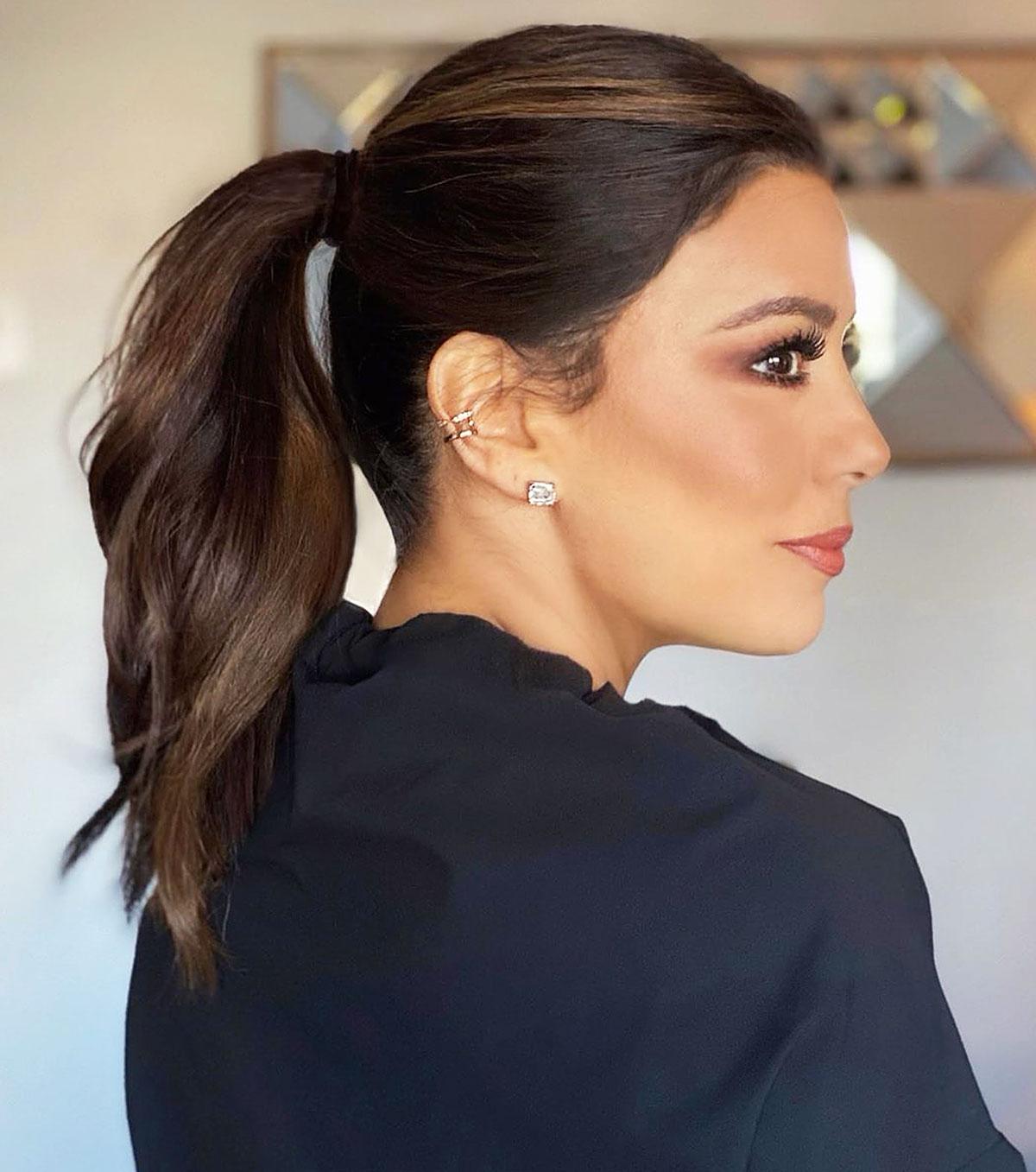 Best Ponytail Ideas For Long Short Medium Hair Pics