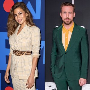 Eva Mendes Gushes Over Her and Ryan Gosling's 'Creative' Daughters