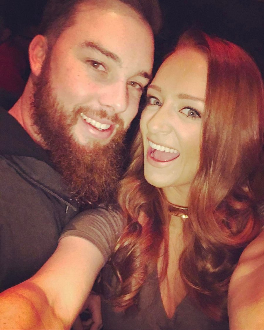 February 2020 Maci Bookout and Taylor McKinney's Relationship Timeline