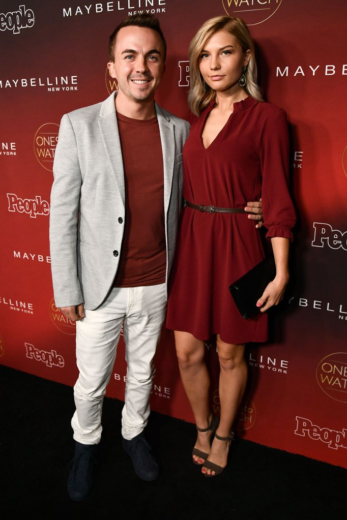 Frankie Muniz Weds Longtime Girlfriend Paige Price