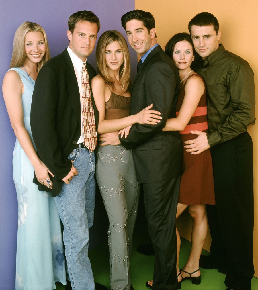Friends' Reunion Special Officially Happening