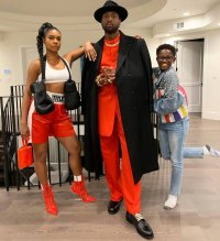 Gabrielle Union-Wade Instagram Happy Halloween Gabrielle Union and Dwyane Wade's Family Album