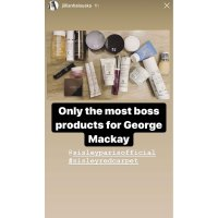 George Mackay See the Stars Getting Ready for the 2020 Oscars
