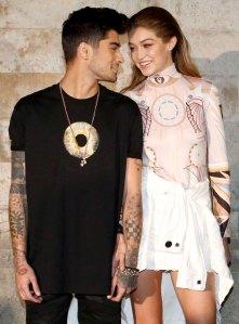 Gigi Hadid Calls Zayn Malik Her Valentine