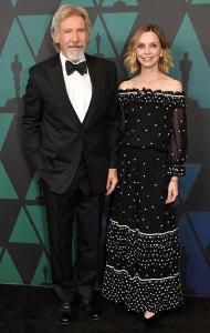 Harrison Ford Reveals Key Lasting Marriage Calista Flockhart