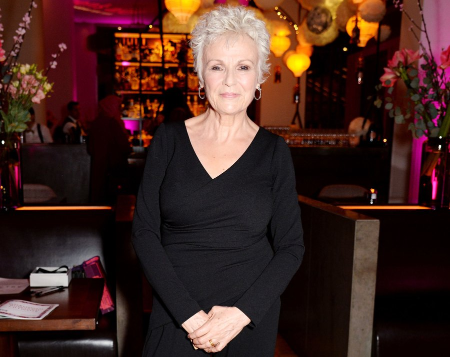 Harry Potters Julie Walters Reveals She Had Stage III Bowel Cancer