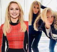 Hayden Panettiere Short Hair Change