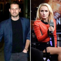 Hayden Panettiere's Boyfriend Brian Hickerson Arrested After Allegedly Punching Her in the Face Split of them please