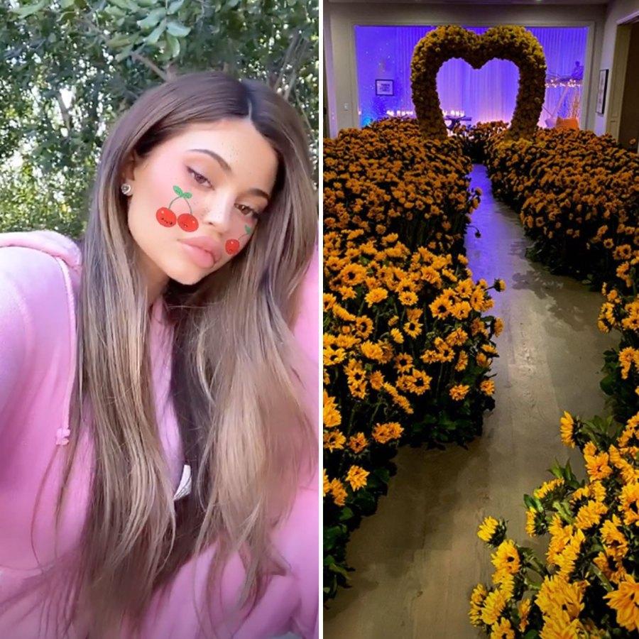 Here's How the Kardashians Spent Valentine's Day Kylie Jenner, Kourtney Kardashian and More