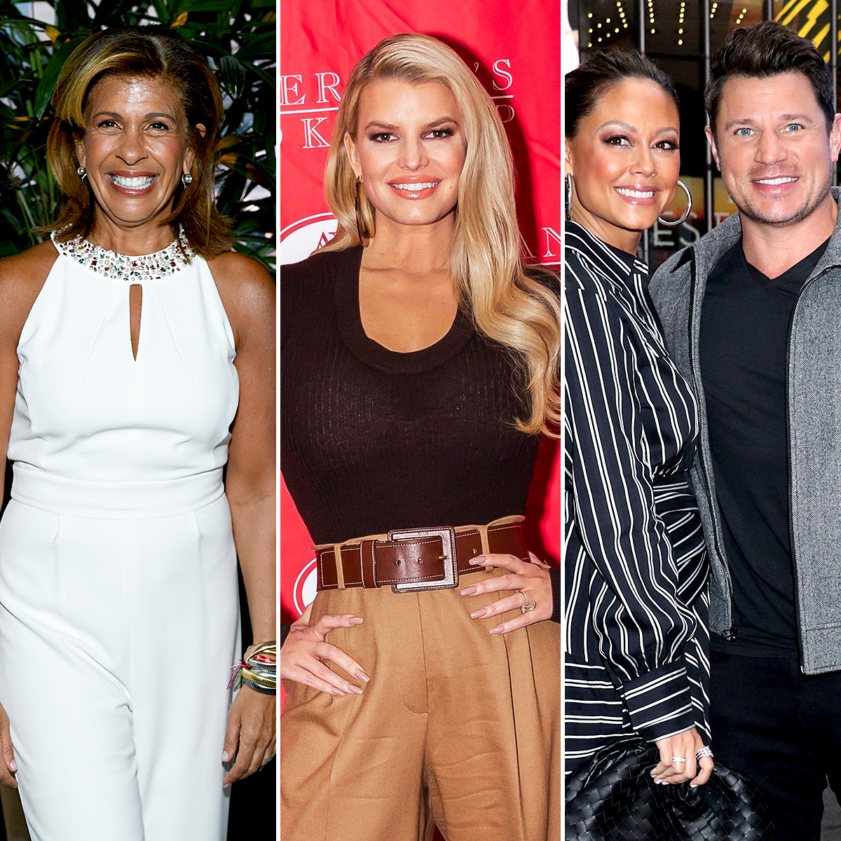 Hoda-Kotb-Is-Confused-By-Jessica-Simpson,-Nick-Lachey-and-Vanessa-Lachey-Gift-Drama