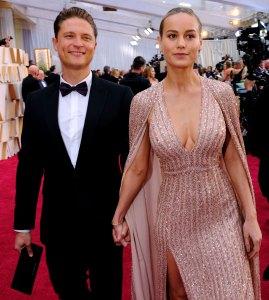Inside Brie Larson Elijah Allan-Blitz Glam Oscars 2020 Date Night