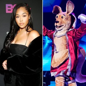 Is Jordyn Woods Kangaroo The Masked Singer