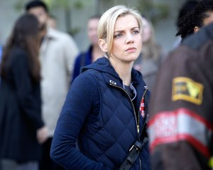 Is Romance in the Air on the Chicago Fire PD Crossover