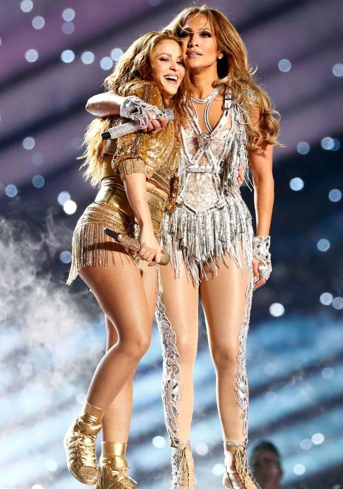 J Lo Shakira Bring Heat Miami With Fierce Halftime Show