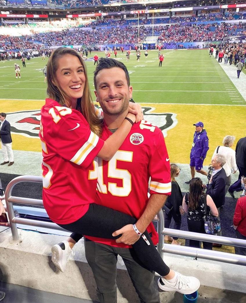 Jade and Tanner Superbowl 2020