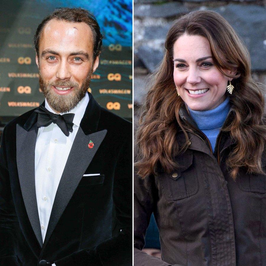 James Middleton Praises Sister Catherine Duchess of CambridgeDuchess Kate Middleton