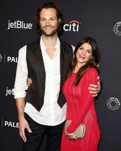 Jared Padalecki Genevieve Cortese Mark 10th Anniversary With Gushing Notes