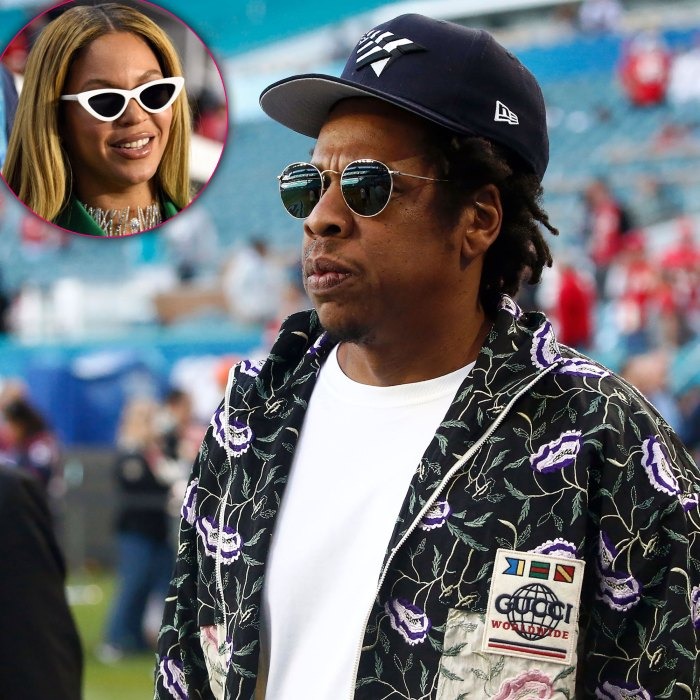 Jay-Z Explains Why He and Beyonce Stayed Seated During the National Anthem at Super Bowl 2020