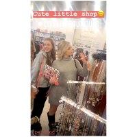 Jenna Cooper Bump Sister Sister